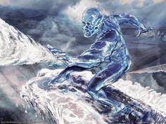 Iceman vs Subzero