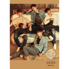 100% - 3rd Mini Album: Time Leap CD Buy it now only for $11.26 Click the link below to buy  http://bit.ly/2emCufx