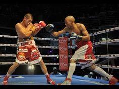 Chris John VS Simpiwe Vetyeka - Chris John Kalah TKO dari Vetyeka 6 Desember 2013