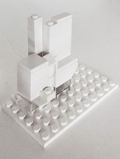 YOLOLOS: LEGO ARCHITECTURE (PERSONAL) STUDIO
