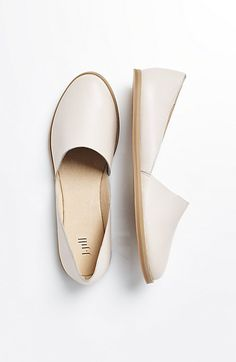 everyday d'Orsay flats - the blue ones