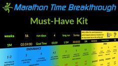 Marathon Running Gear: 3 Essential Items for Training & Races