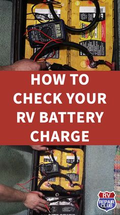 Regular RV battery maintenance is essential to RV electric supply based on 12 V charging systems. Learn more about RV battery maintenance in this video. Rv Camping Tips, Travel Trailer Camping, Camping For Beginners, Camping Ideas, Camping List, Camping With Kids, Family Camping, Rv Battery, Rv Trailers