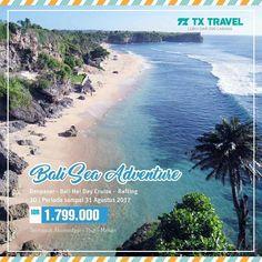 @Regrann from @tx_travel - [ Paket Land Tour Bali ] . . Hai Kak, yang mau ke Bali tapi belum ada rencana, mending beli paket Land Tour bali  ini di TX TRAVEL yuk! . . Bali Sea Adventure Rp. 1.799.000 / Orang 3 Hari harga berlaku sampai 31 Agustus 2017! . . Info lebih lanjut hubungi cabang terdekat atau WA +62882 1916 5590 dan +62812 9477 6199 Via Line@ cari username @txtravel ( termasuk @ ) #melalidibali #melalikebali #melaliinbali #promotour #tourpromotion #jalanjalanmurah #wisdom…
