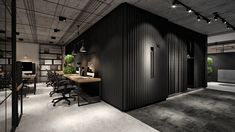 """Check out this @Behance project: """"Office for engineering firm"""" https://www.behance.net/gallery/45529689/Office-for-engineering-firm"""