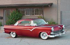 1955 Ford Victoria.
