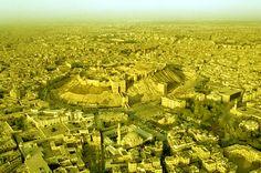 La Ciencia Baila con Dios.: Siria y el secreto nuclear Atlante de Alepo