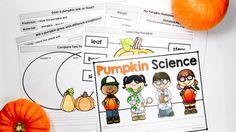 Easy Pumpkin Science