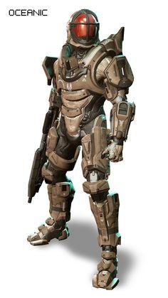 Halo 4 armor galery