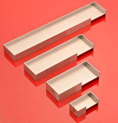 Sugatsune - Sliding Door Handles | DSI-4254 Stainless Steel Sliding Door Handle & Pocket Edge Door Pull