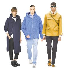 Top Trends in Men's Spring Fashion
