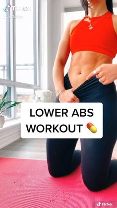 Full Body Gym Workout, Lower Belly Workout, Gym Workout Videos, Gym Workout For Beginners, Fitness Workout For Women, Fitness Workouts, Workout For Waist, Lower Abdominal Workout, Belly Pooch Workout
