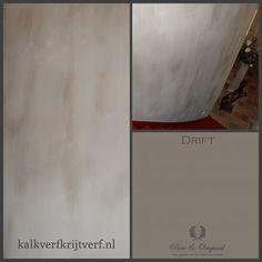 Fresco Kalkverf Pure & Original, kleur DRIFT www.kalkverfkrijtverf.nl