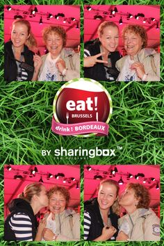 We have already eat! BRUSSELS & drink! BORDEAUX at the Brussels Park…