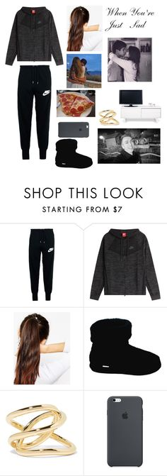 """When You're Just Sad [Miniminter/Simon]"" by learning-to-love ❤ liked on Polyvore featuring NIKE, ASOS, Polar Feet, Jennifer Fisher and TemaHome"
