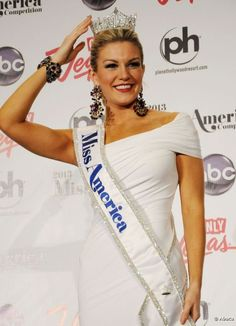 Miss America Mallory Hagan