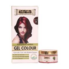 Buy Indus Valley Permanent Herbal Gel Hair Colour With Light Day Cream Free by undefined, on Paytm, Price: Rs.475?utm_medium=pintrest
