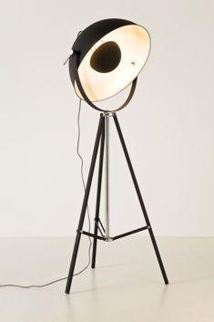 lampa karedesign Kare Design, Fortuny Lamp, Luminaire Design, Tripod Lamp, Table Lamp, Lighting, Black, Diy Lamps, House