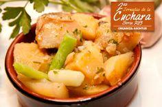 Quién se resiste en Semana Santa a una deliciosa #receta de patatas con bacalao. La propuesta es de la cocina de El Café del Rosel en Soria.