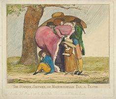 The Summer Shower, or Mademoiselle Par, a Pluye