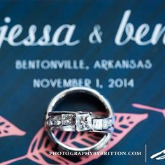 Jessa and Bens wedding rings Seewald Wedding Pinterest
