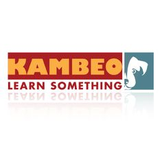 Logo design for Kambeo - Learn Something by wwwthelogoboutique.com