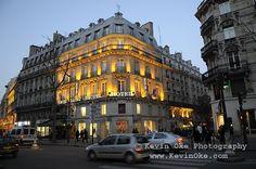 Royal Saint-Michel Hotel, Paris, France