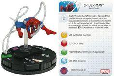 Spider-Man #017 Marvel 10th Anniversary Heroclix Singles