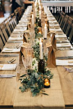 Hampton Event Hire / French Bistro Chairs / Wooden Dining Tables / Crystal Glassware / Midginbil Hill Wedding / Servicing Brisbane / Gold Coast / Byron Bay {Image by Alice Dalton Photography}