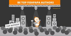 HEY! Time to earn passive money and make your masterpiece into revenue-driven products! If you are TALENTS, you must join FishPapa community. We have more than 1,000 authors and talents joining us now since opened for 2 months.   We would help you promote your product through all of the social media channels such as behance, pinterest, facebook, twitter, instagram etc. We also get connected with different kinds of press and media, that effectively help boosting the sales of your products.
