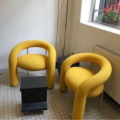 42 Trendy Home Interior Ideas To Inspire Yourself - Home Decoration - Interior Design Ideas Funky Furniture, Furniture Design, Funky Home Decor, Contemporary Decor, Bauhaus, Chair Design, Design Design, Interior Inspiration, Interior Architecture