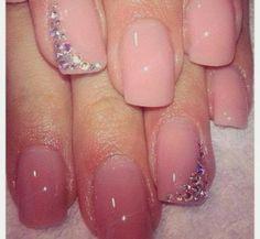 Best Light Pink Nail Design