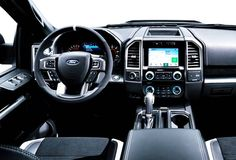 2017 Ford Ranger Wildrack - Interior -View