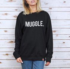 Muggle Unisex Sweatshirt - adults