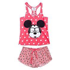 Mickey short cotton pyjama