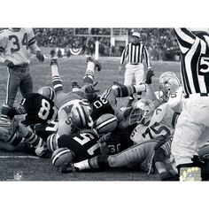 Bart Starr Green Bay Packers Action 8x10 Photo (PF KZ162)