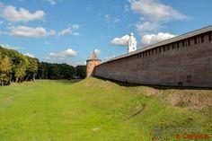 Veliky Novgorod - Kremlin