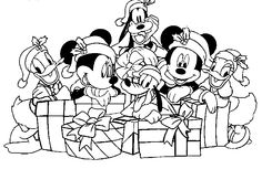 Disney Xmas Coloring Pages Free Online Printable Sheets For Kids Get The Latest Images Favorite