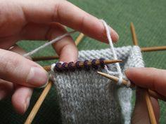 Aukkopeukalo Knitting, Tricot, Breien, Stricken, Weaving, Knits, Crocheting, Yarns, Knitting Stitches