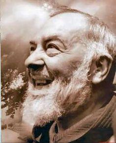 Padre Pio pray for us! I love You Padre Pio'' Kind Saint. Catholic Prayers, Catholic Saints, Roman Catholic, Catholic Books, Catholic Priest, St Pio Of Pietrelcina, Prayer For Protection, Religious Pictures, Saint Quotes