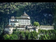 Замок Куфштайн.