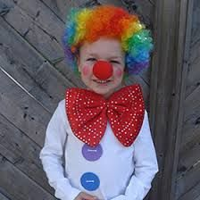 костюм клоуна своими руками с фото