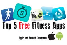 Top 5 Free Fitness Apps