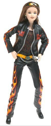 Amazon.com: Barbie Harley-Davidson by Harley-Davidson: Toys & Games