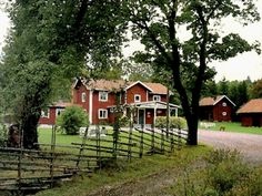 """Skansbackens pensionat - this has been our """"home away from home"""" many times!"""