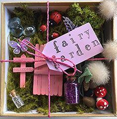 Magical Fairy Garden DIY Kit