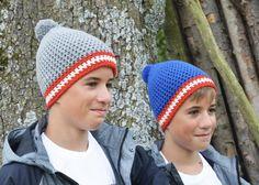 Haube Baby Kind, Babys, Crochet Hats, Beanie, Fashion, Hoods, Knitting, Kids, Knitting Hats