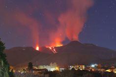 L'eruzione dell'#Etna nei giorni 16/17/18 Marzo 2017  ©Photo Credit Salvo Conti