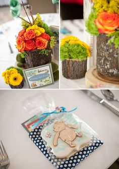 A Gender Neutral, Children's Book Themed Baby Shower - On to Baby