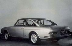 1979 Lancia 2000 Coupé